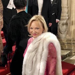 Ingrid Flick - manželka zesnulého miliardáře Karla Flicka