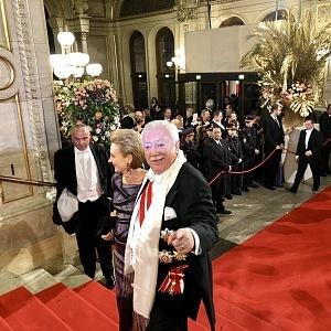 Starosta Vídně Michael Häupl
