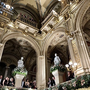 Schodiště vídeňské opery