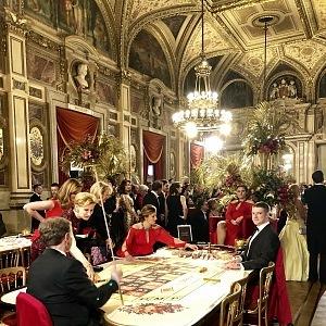 Casino na plesu v opeře
