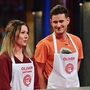 Oliver Pape se proslavil v soutěži MasterChef