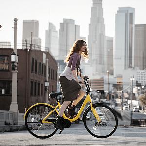 Městem na kole