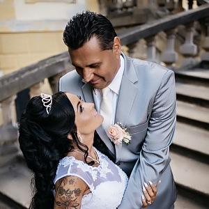 Svatební fotografie 2017