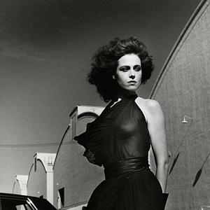 Sigourney Weaver by Newton