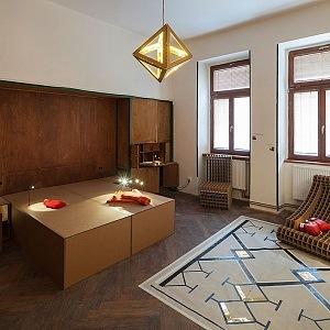 Architekt Loos, interiéry v Plzni
