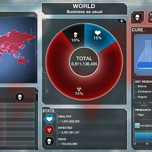 Podrobné statistiky ukazují šíření viru ve světě.