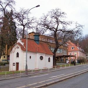 Kaple Nanebevzetí