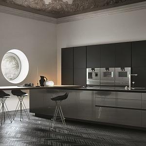 Kuchyně Poliform v dokonalém designu