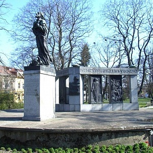 Pomník Jana Husa v Táboře