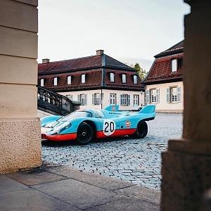1. Porsche 917K