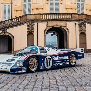 2. Porsche 956