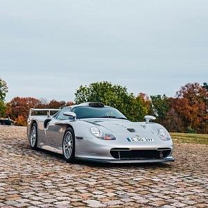 3. Porsche GT1