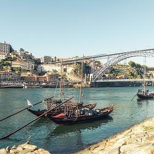 Porto, romantický přístav