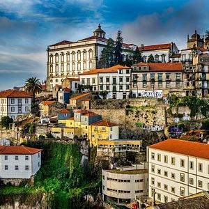 Porto, staré město