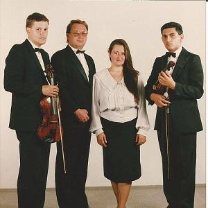 Původní kapela, se kterou Alexander začínal v roce 1993.