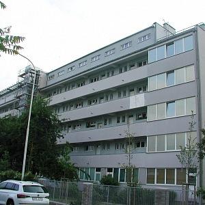 Praha Holešovice, U Městských domů 2-4