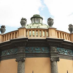Temple of Night and Knowledge, Klamovka