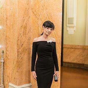Módní návrhářka Liběna Rochová