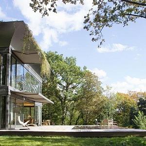 Dům navržený samotným Philippem Starckem