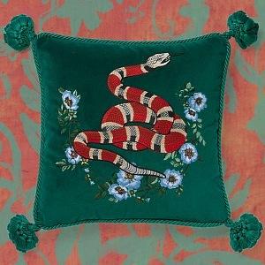 Dekorativní polštář Gucci - Kingsnake