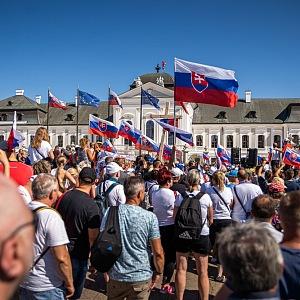 Bratislavské protesty