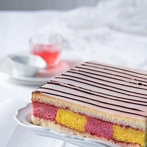 Ukázka z knihy, legendární punčový dort