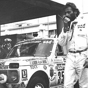 Rllye Dakar 1979