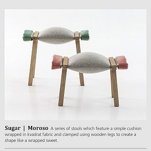 Raw Edge, Moroso sugar