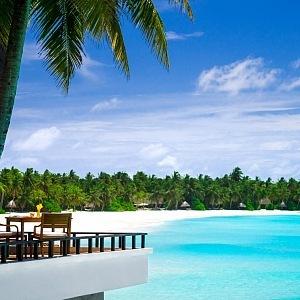 Na Maledivách je těžké vybrat jednu pláž.