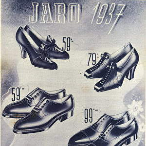 Reklama Baťa, boty
