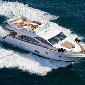 Jachta k zapůjčení Majesty 56ft, Dubai