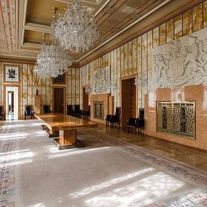Reprezentativní prostory primátora Prahy, velký sál