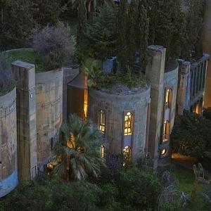Ricardo Bofill, pohled na celý dům