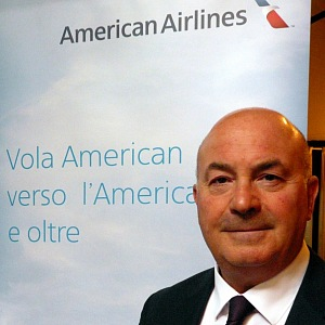 Roberto Antonucci, Director Sales Europe, American Airlines