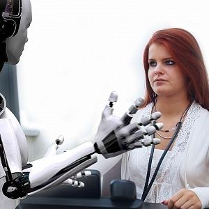 Roboti v některých zaměstnáních nahradí lidi.