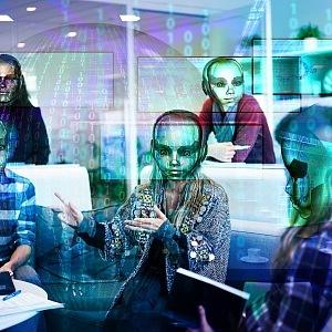 Úředníků bude méně, nahradí je digitální asistenti.