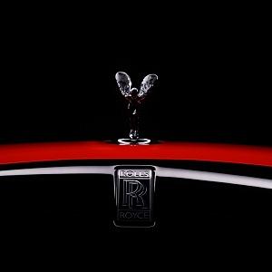 Rolls-Royce Dawn, symbol