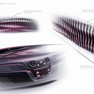 Rolls-Royce Phatom Tempus, detaily