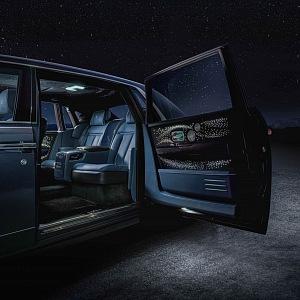 Rolls-Royce Phatom Tempus, dvěře vozu