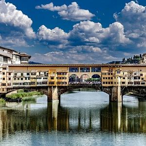 Ponte Vecchio, Florencie