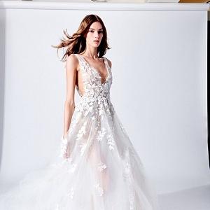 Elegantní šaty s luxusní krajkou