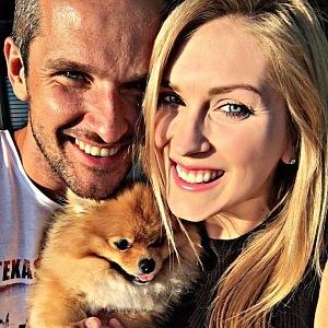 Manželé Hejdovi si místo miminka pořídili psa.