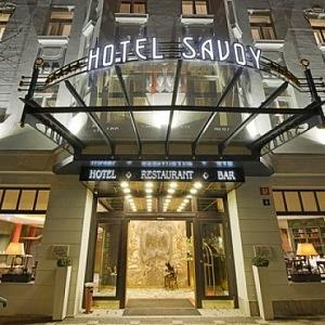 Hotel Savoy, vstup