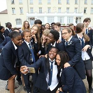 Studenti ze všech koutů světa
