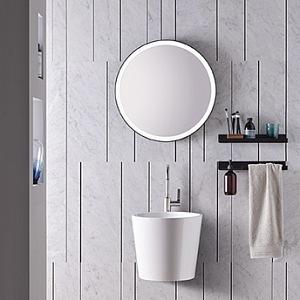 Kolekce Scopio, Alape koupelny