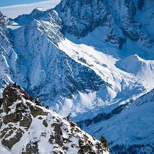 Freeride World Tour Chamonix