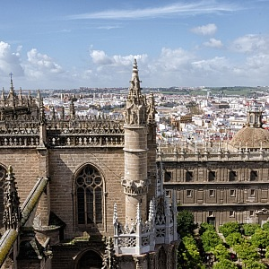 Seville, katedrála