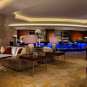 Marriot Hotel v Šanghaji