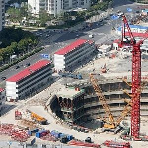 Základy budovy 29.4. 2010