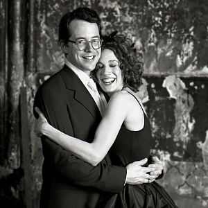 SJP na svatbě v roce 1997